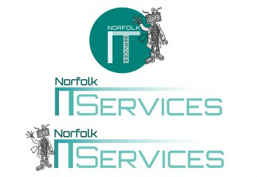 Picture of Norfolk IT Service Branding Logos